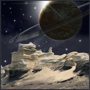SA Bisti Moonscape 2